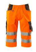 15549-860-1418 Pantalones con longitud de ¾ - naranja de alta vis./antracita oscuro