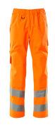 15590-231-14 Cubre pantalón - naranja de alta vis.