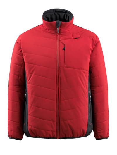 15615-249-0209 Chaqueta térmica - rojo/negro