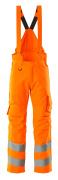 15690-231-14 Pantalones de invierno - naranja de alta vis.