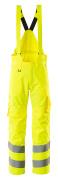 15690-231-17 Pantalones de invierno - amarillo de alta vis.