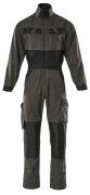 15719-330-1809 Mono con bolsillos para rodilleras - antracita oscuro/negro