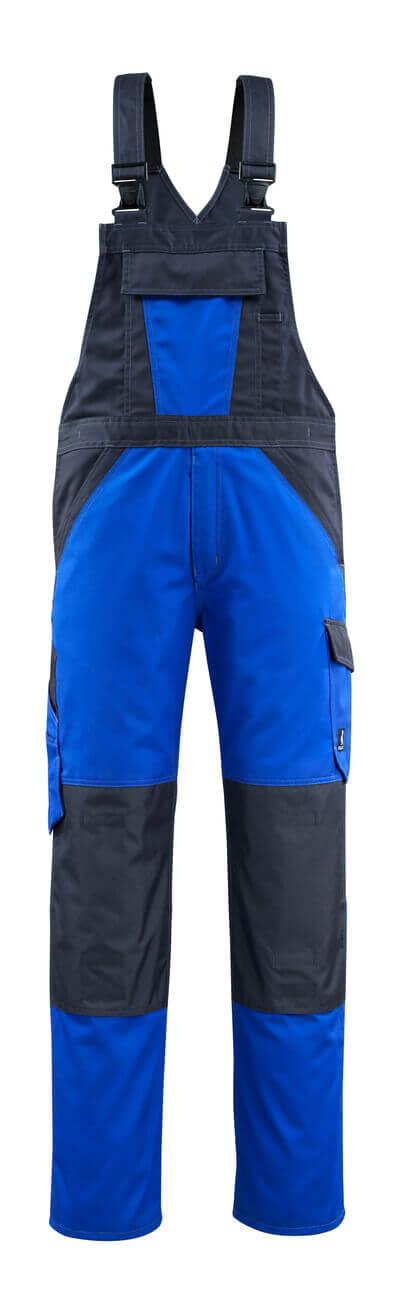15769-330-11010 Peto con bolsillos para rodilleras - azul real/azul marino oscuro