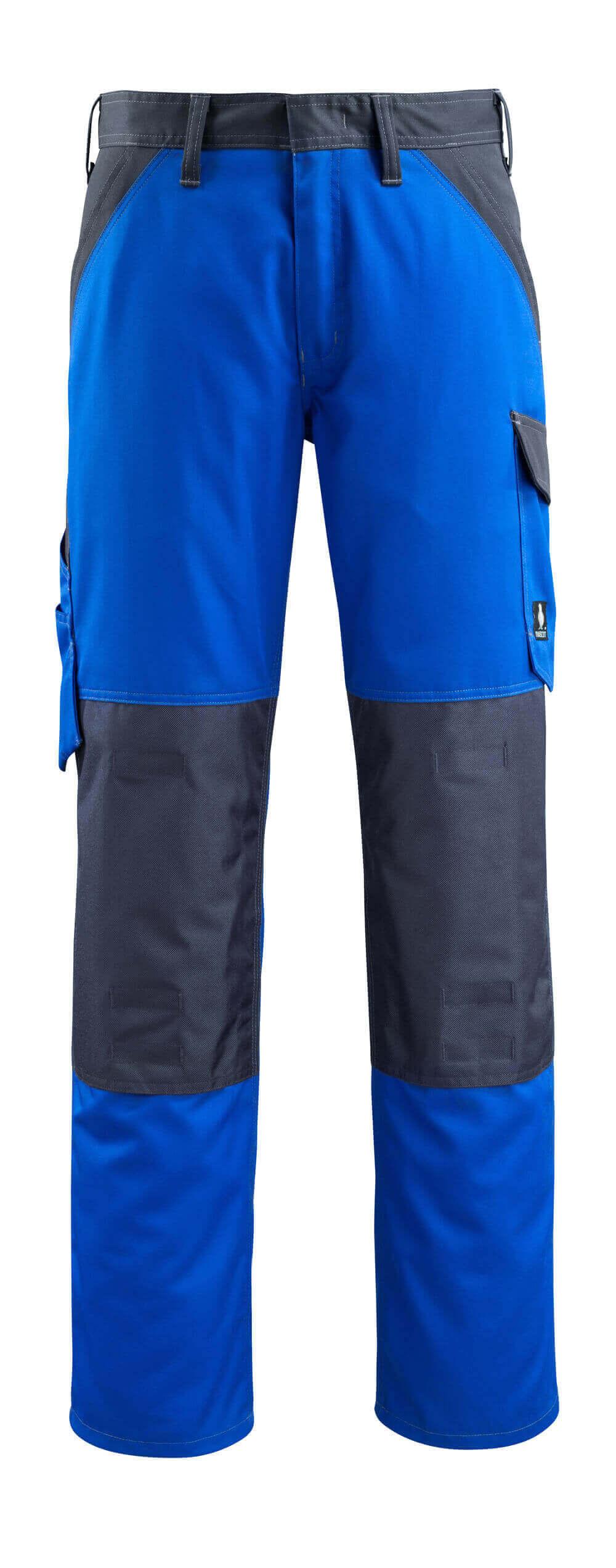 15779-330-11010 Pantalones con bolsillos para rodilleras - azul real/azul marino oscuro
