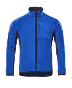 16003-302-11010 Chaqueta polar - azul real/azul marino oscuro