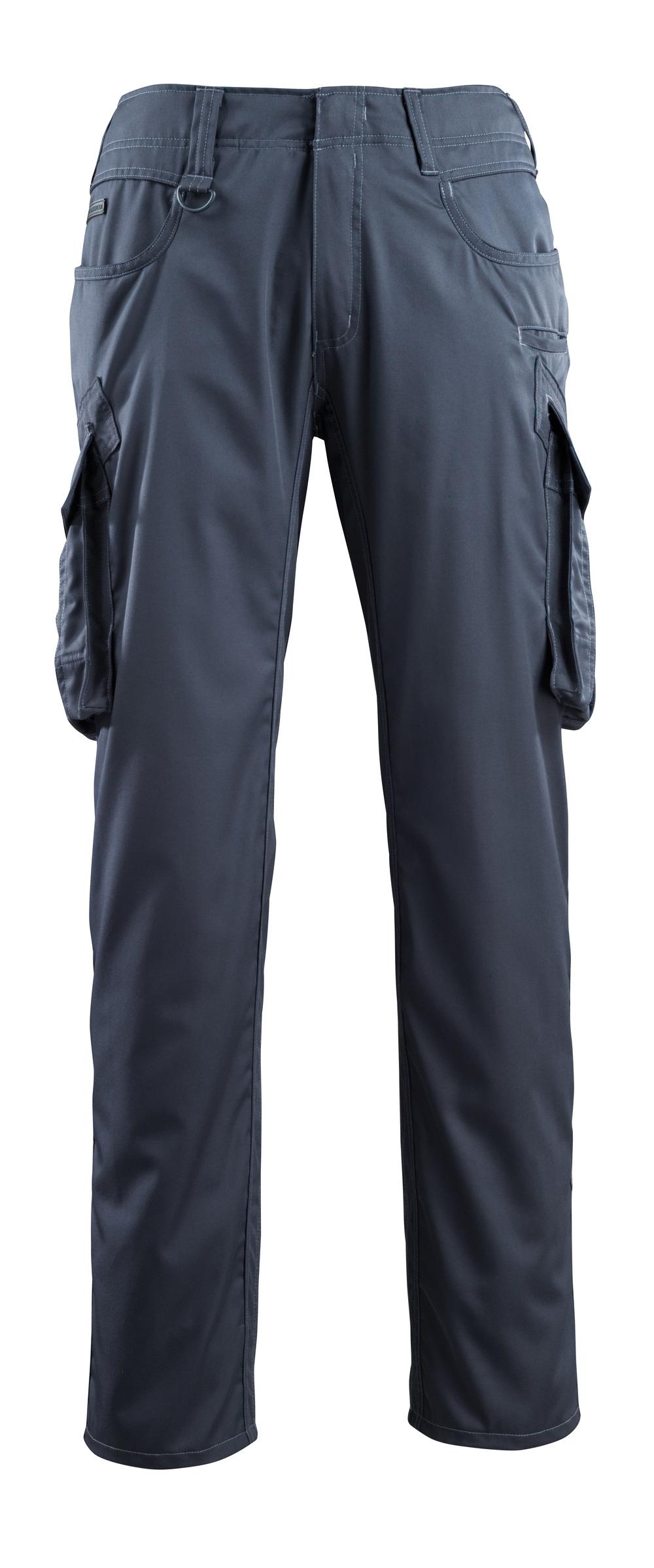 16179-230-010 Pantalones con bolsillos de muslo - azul marino oscuro