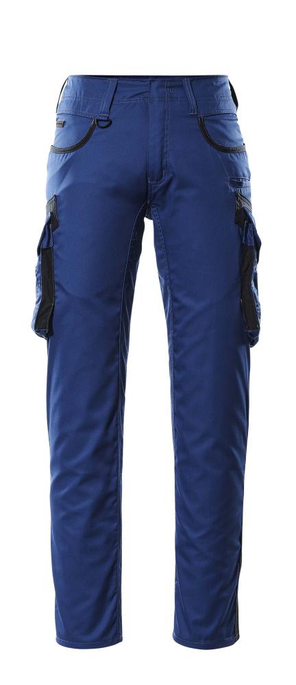 16279-230-11010 Pantalones con bolsillos de muslo - azul real/azul marino oscuro