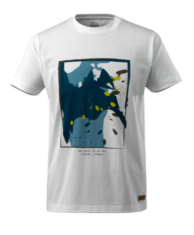 17082-250-06 Camiseta - blanco