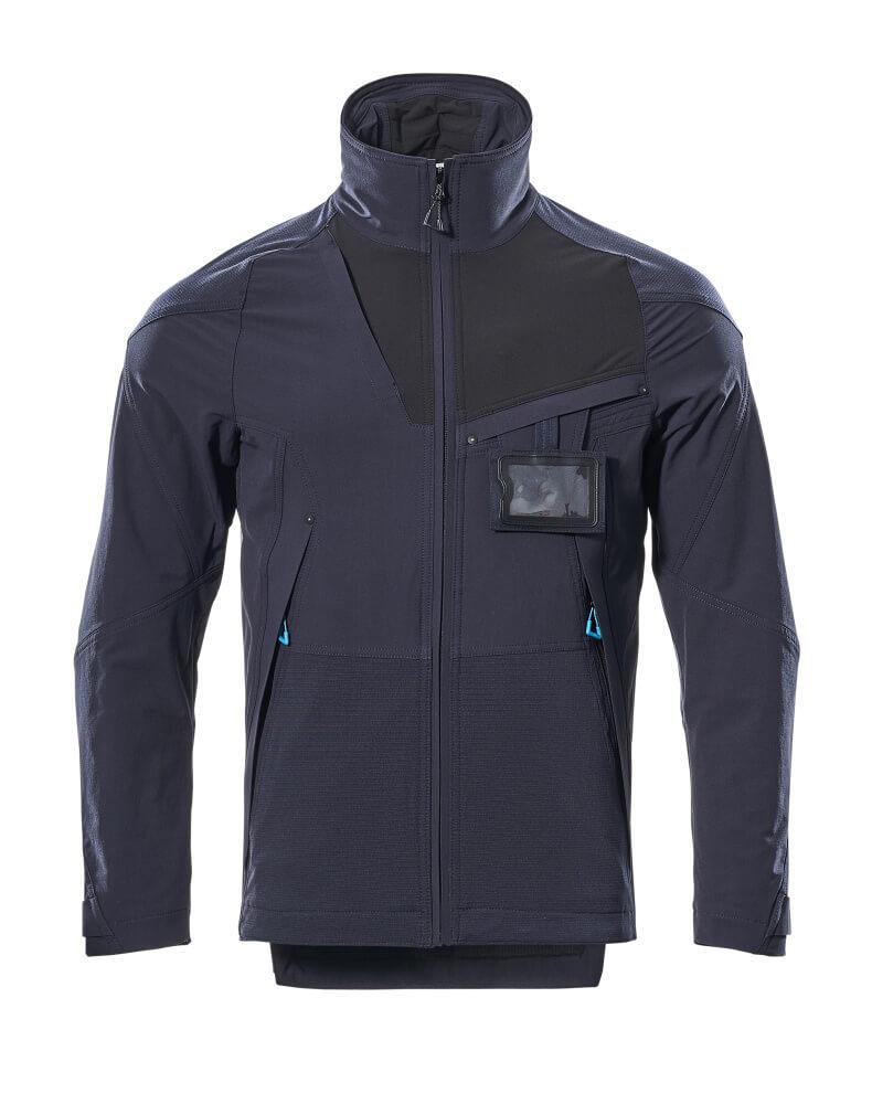 17101-311-01009 Chaqueta - azul marino oscuro/negro