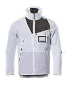 17101-311-0618 Chaqueta - blanco/antracita oscuro