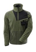 17101-311-3309 Chaqueta - verde musgo/negro