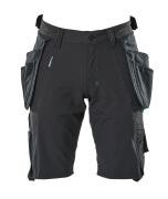 17149-311-010 Pantalones cortos con bolsillos tipo funda - azul marino oscuro