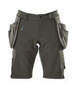 17149-311-09 Pantalones cortos - negro
