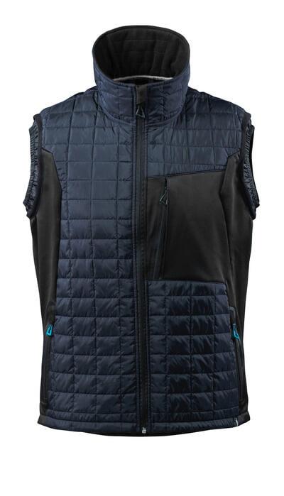 17165-318-01009 Chaleco de invierno - azul marino oscuro/negro