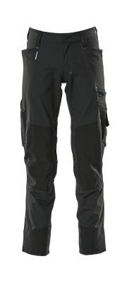 17179-311-010 Pantalones con bolsillos para rodilleras - azul marino oscuro