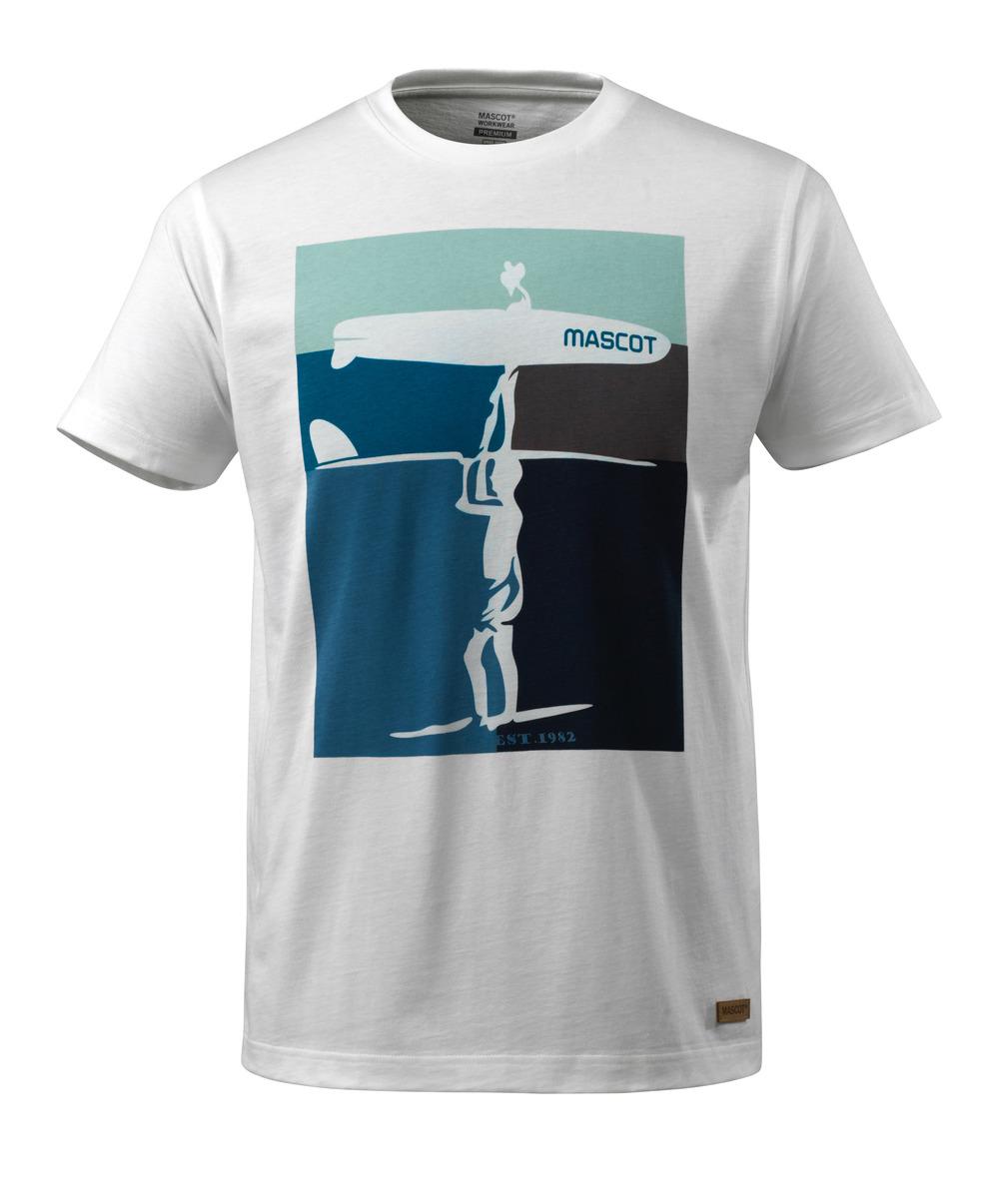 17182-250-06 Camiseta - blanco