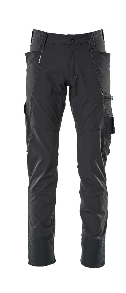 17279-311-010 Pantalones - azul marino oscuro