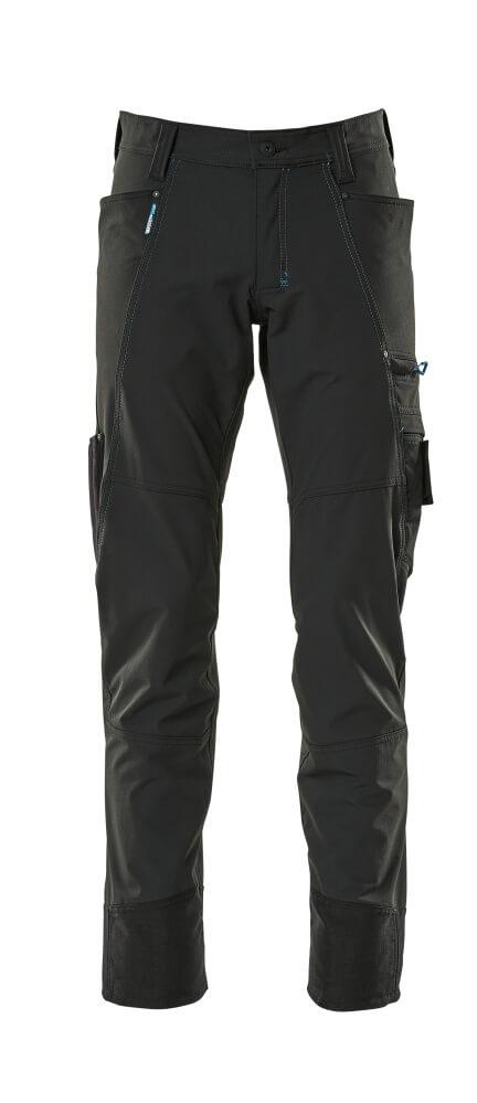 17279-311-09 Pantalones - negro