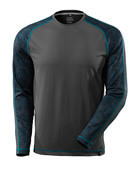 17281-944-18 Camiseta, manga larga - antracita oscuro