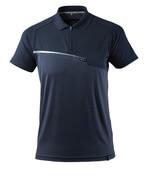 17283-945-010 Polo con bolsillo en el pecho - azul marino oscuro
