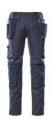 17731-442-010 Pantalones con bolsillos tipo funda - azul marino oscuro