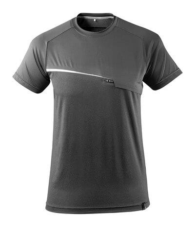 17782-945-09 Camiseta - negro