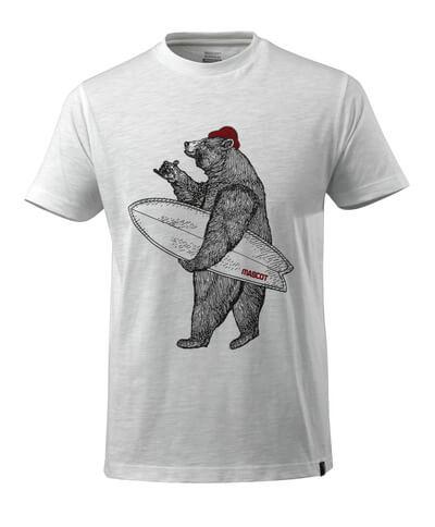 17982-983-06 Camiseta - blanco