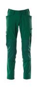 18079-511-03 Pantalones con bolsillos para rodilleras - verde