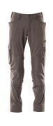 18079-511-18 Pantalones con bolsillos para rodilleras - antracita oscuro