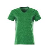 18092-801-33303 Camiseta - verde hierba-moteado/verde