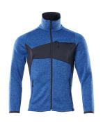 18105-951-91010 Jersey de punto con cremallera - azul celeste/azul marino oscuro