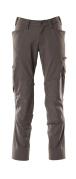 18179-511-18 Pantalones con bolsillos para rodilleras - antracita oscuro