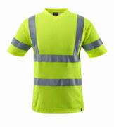 18282-995-17 Camiseta - amarillo de alta vis.