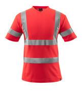 18282-995-222 Camiseta - rojo de alta vis.