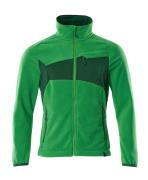 18303-137-33303 Chaqueta polar - verde hierba/verde