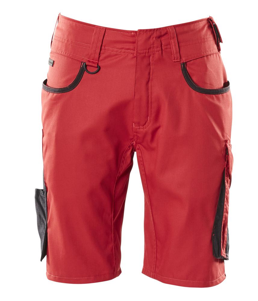 18349-230-0209 Pantalones cortos - rojo/negro