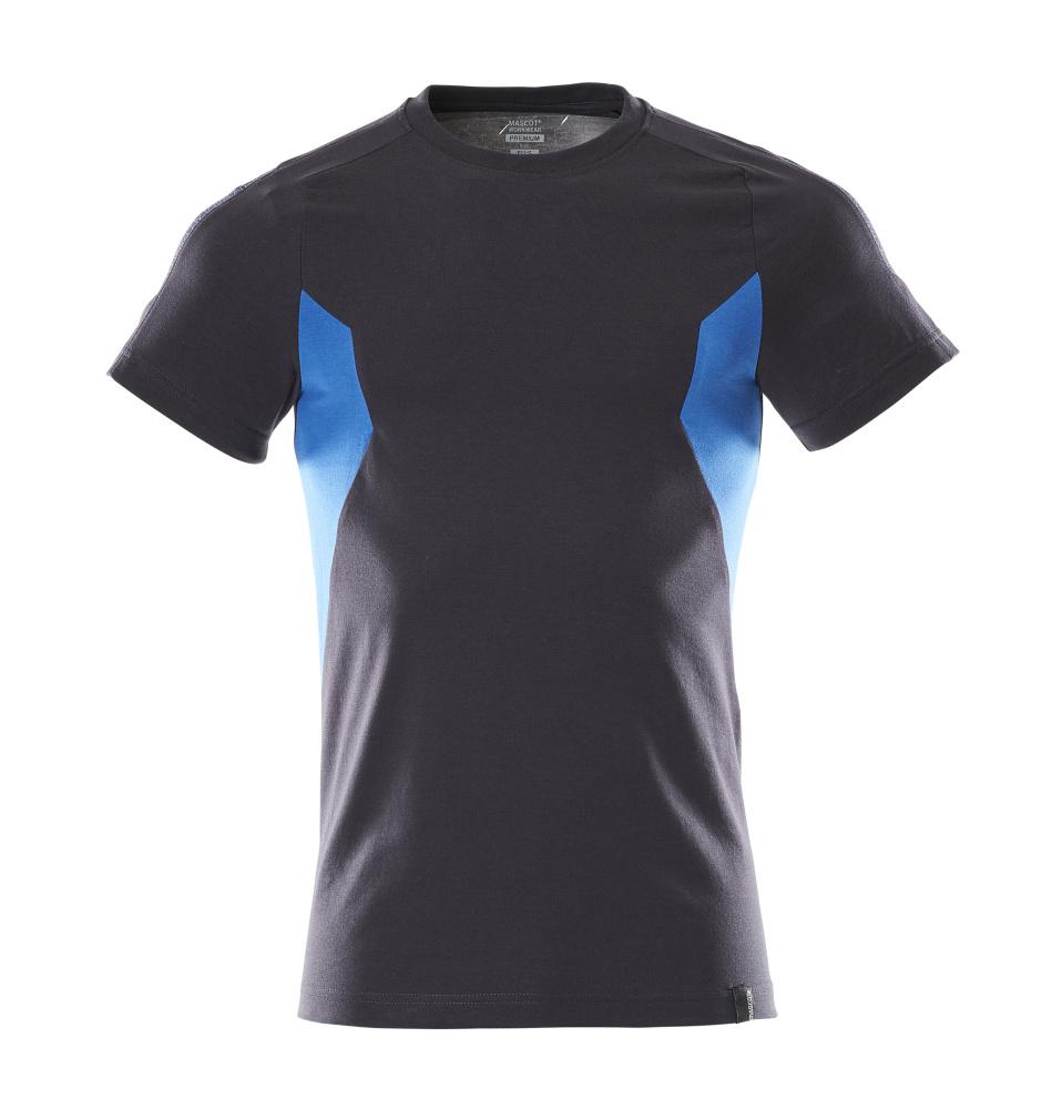 18382-959-01091 Camiseta - azul marino oscuro/azul celeste