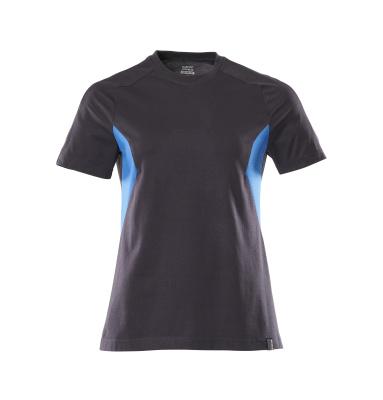 18392-959-01091 Camiseta - azul marino oscuro/azul celeste