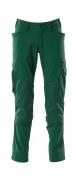 18479-311-03 Pantalones con bolsillos para rodilleras - verde
