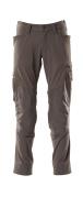 18479-311-18 Pantalones con bolsillos para rodilleras - antracita oscuro