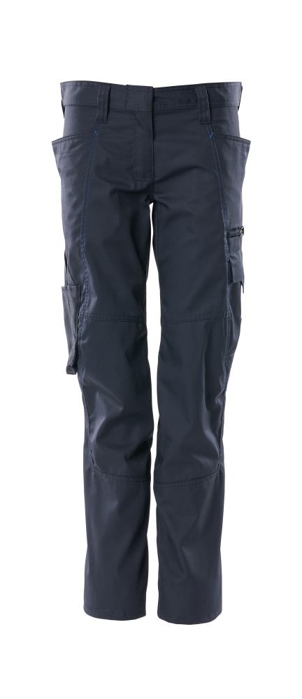 18488-230-010 Pantalones - azul marino oscuro