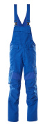 18569-442-91 Peto con bolsillos para rodilleras - azul celeste