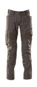 18579-442-18 Pantalones con bolsillos para rodilleras - antracita oscuro