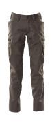 18679-442-18 Pantalones con bolsillos de muslo - antracita oscuro