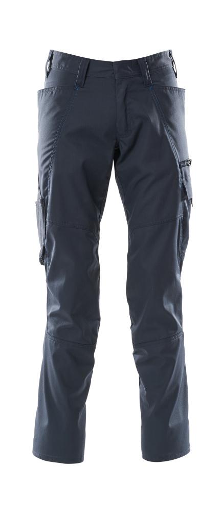 18779-230-010 Pantalones - azul marino oscuro