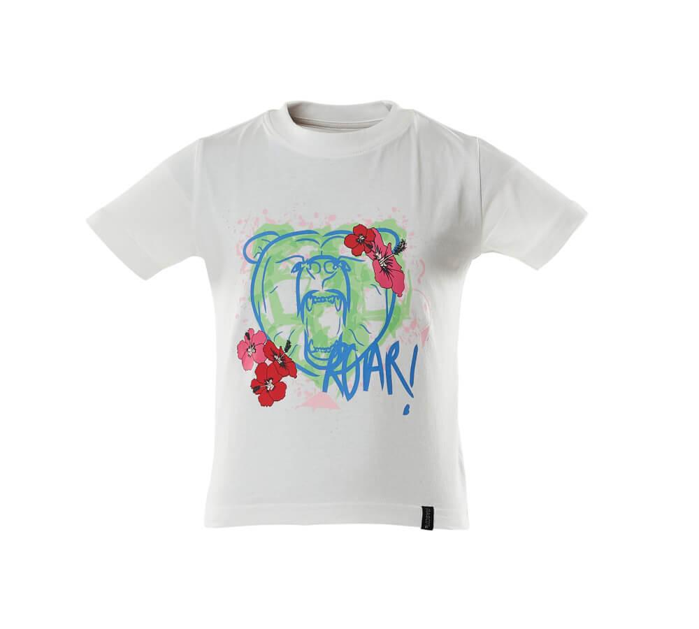 18992-965-06 Camisetas para niños - blanco