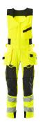 19069-711-1709 Combi suit - amarillo de alta vis./negro