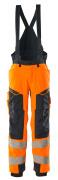 19090-449-14010 Pantalones de invierno - naranja de alta vis./azul marino oscuro