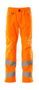 19590-449-14 Cubre pantalón - naranja de alta vis.