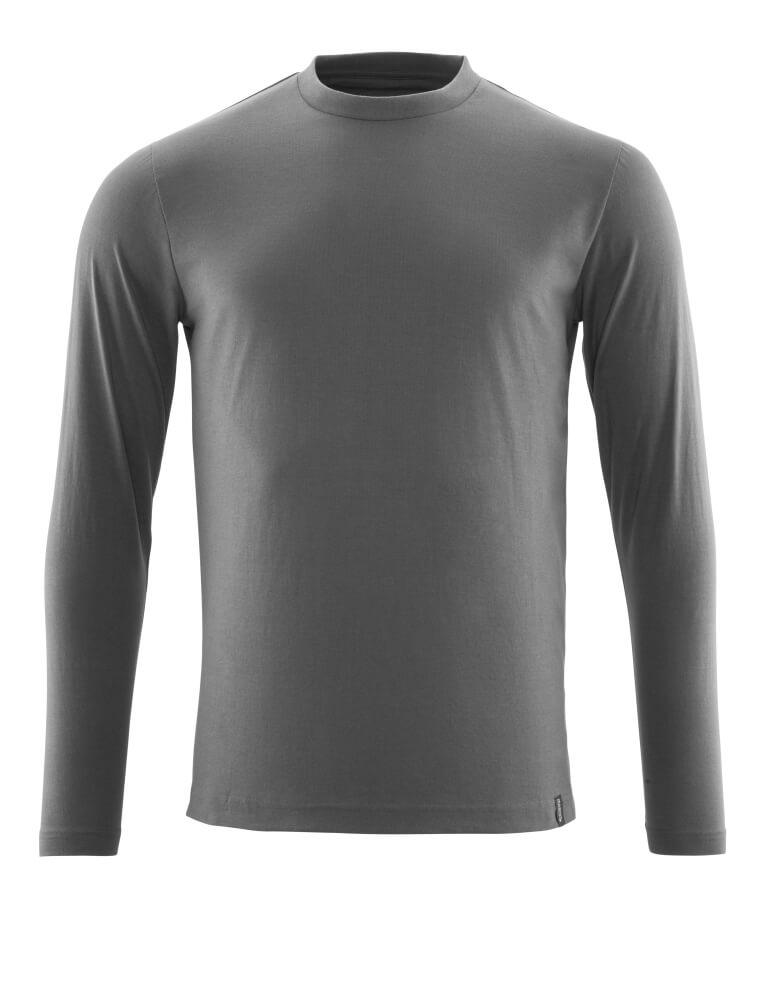 20181-959-18 Camiseta, manga larga - antracita oscuro